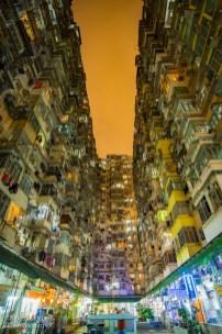 Hong Kong Monster Building Night 04