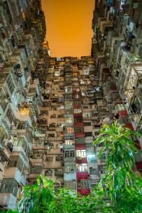 Hong Kong Monster Building Night 05