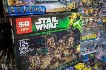 Night Market toys