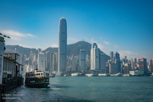 The Star Ferry in Victoria Harbour (10 Cheap/Free Things To Do In Hong Kong)