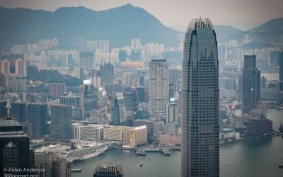 Hong Kong — A City of Contrasts