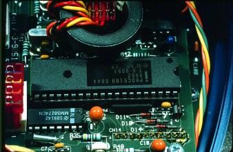 Inside the emeter - chip