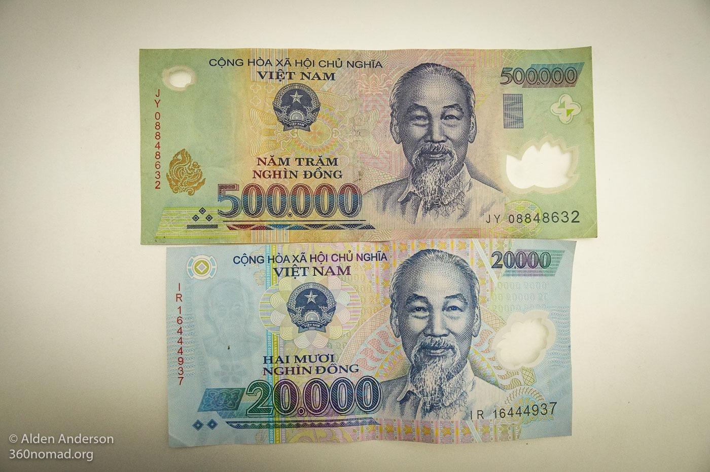 Vietnam Money 360nomad org - 360nomad