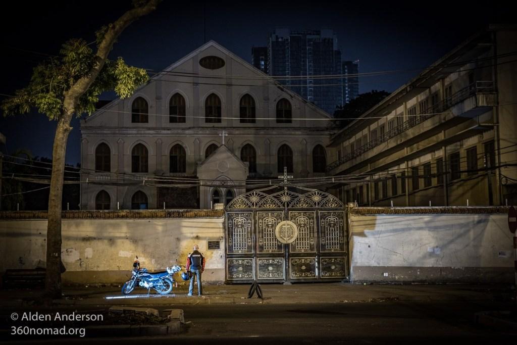 St. Paul's Convent Saigon Ho Chi Minh City