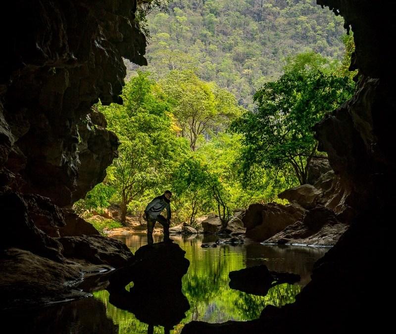 Xieng Liap Cave, Thakhek Loop,Laos