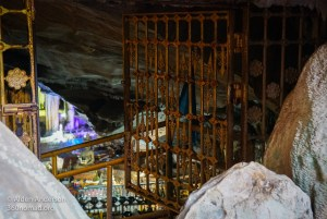 Buddha Cave Entrance (Buddha Cave, Thakhek Laos)