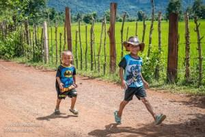 Laos Children Thakhek Loop (Thakhek Loop — The Complete Guide)