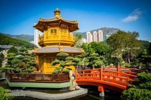 Nan Lian Garden Pagoda (5 Must-See Temples in Hong Kong)