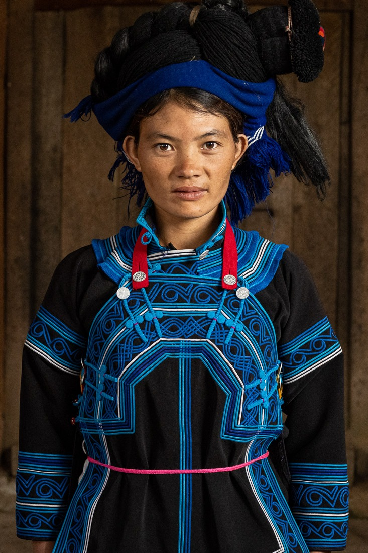 Ha Nhi Ethnic Group, Vietnam
