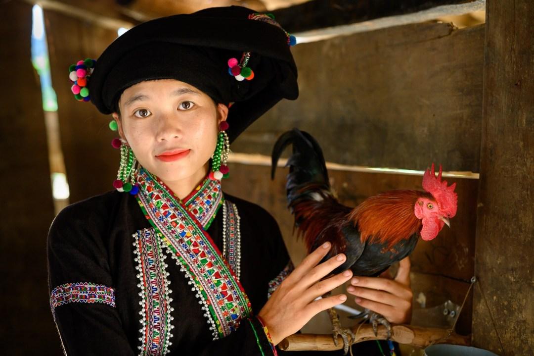 Lao Ethnic Group, Vietnam