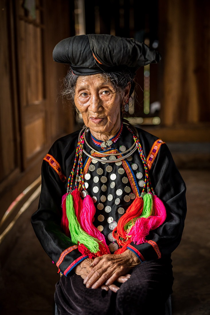 Si La Ethnic Group Vietnam