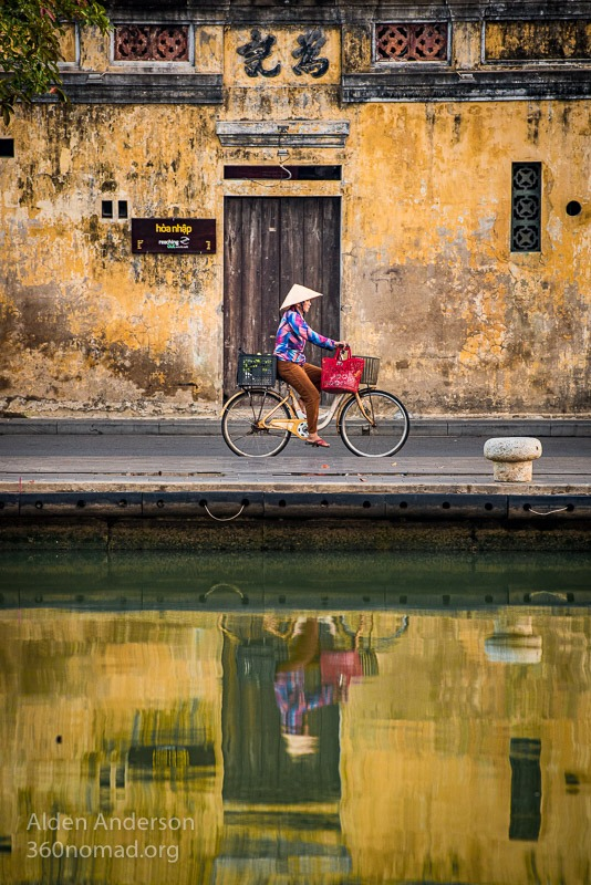 Hoi An Vietnam Morning Reflection