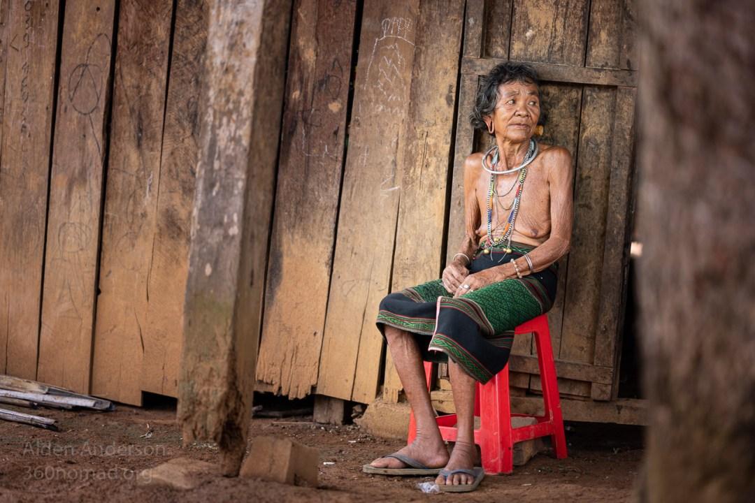 Blon Xtieng Ethnic Group Vietnam