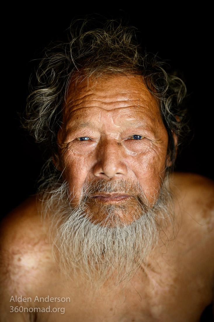 Hill tribes central Vietnam