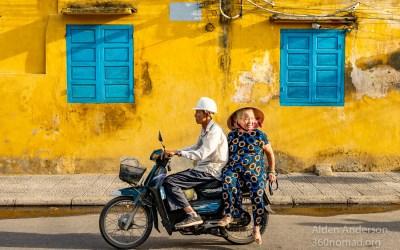 Hue, 68, Colors of HoiAn