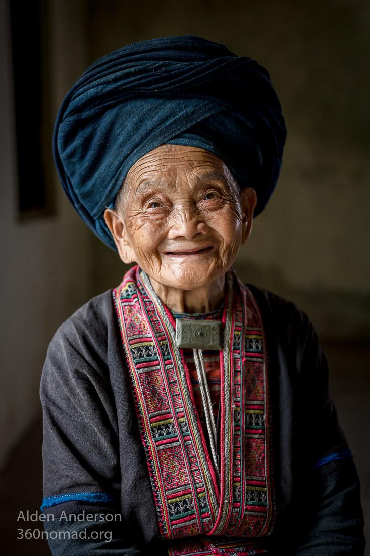 Vietnamese hill tribes