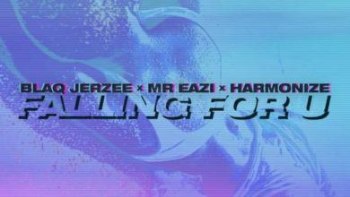 Blaq Jerzee Ft. Mr Eazi & Harmonize – Falling For U, MUSIC: Blaq Jerzee Ft. Mr. Eazi & Harmonize – Falling For U, 360okay