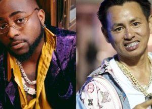 "World Famous Jeweler Johnny Dang has Unveiled Davido's New Custom Made ""30 BG"" Diamond Ring, World Famous Jeweler, Johnny Dang has Unveiled Davido's New Custom Made ""30 BG"" Diamond Ring, 360okay"