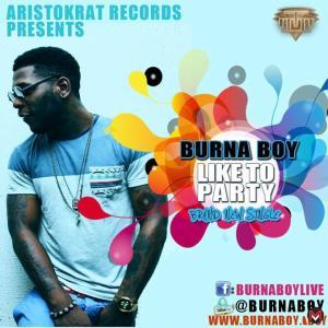 Burna Boy – Like To Party, MUSIC: Burna Boy – Like To Party, 360okay