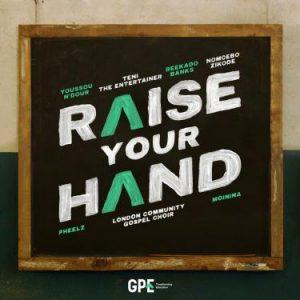 Reekado Banks Ft. Teni – Raise Your Hand, MUSIC: Reekado Banks Ft. Teni  – Raise Your Hand, 360okay