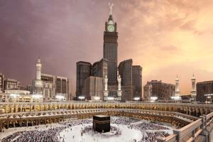 جولة افتراضية بانوراما ٣٦٠ درجة في المسجد الحرام - الكعبه المشرفه
