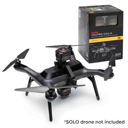 Kodak SP360 4k Dual Pro Aerial Pack aerial 360 camera