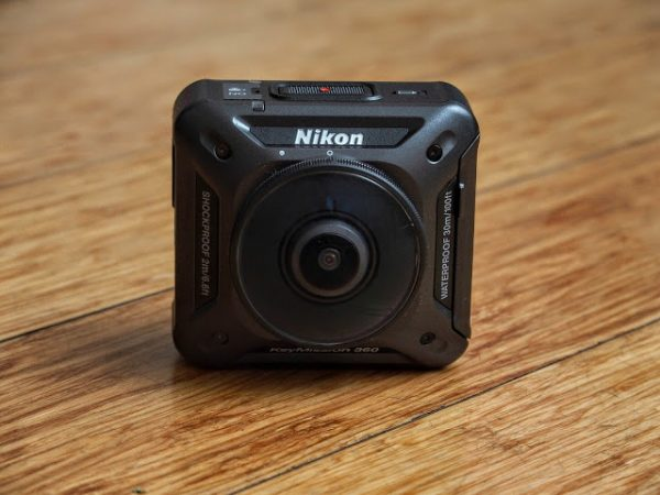 Nikon Keymission 360 video tutorial on connecting / pairing with an Android phone