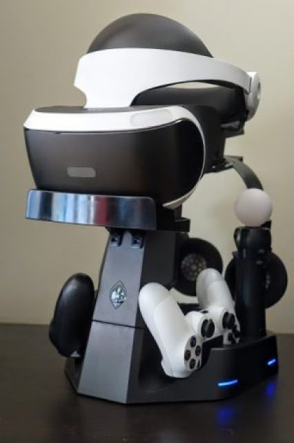 Playstation VR PSVR display stand by Collective Minds