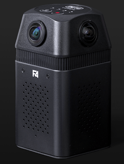 Low light sample videos from Detu F4, a 6k 360 camera
