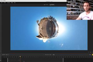 360 Camera Technique