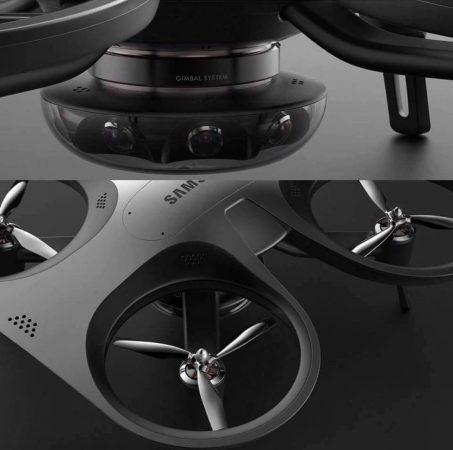 RUMOR: Is Samsung working on a drone with a built-in 360 camera?