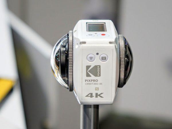 Kodak PIXPRO Orbit360 (4KVR360) by 360Rumors.com