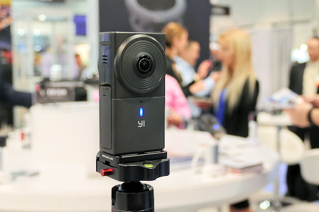 Yi 360 VR at NAB 2017 (c) 360rumors.com