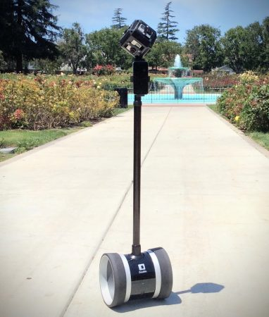 Double 2 Self-Balancing 360 Camera Dolly