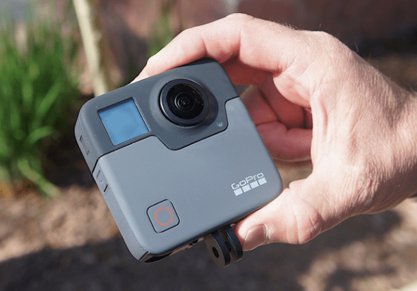 Here is GoPro Fusion and here are 7 predicted features (Image credit: AOL)