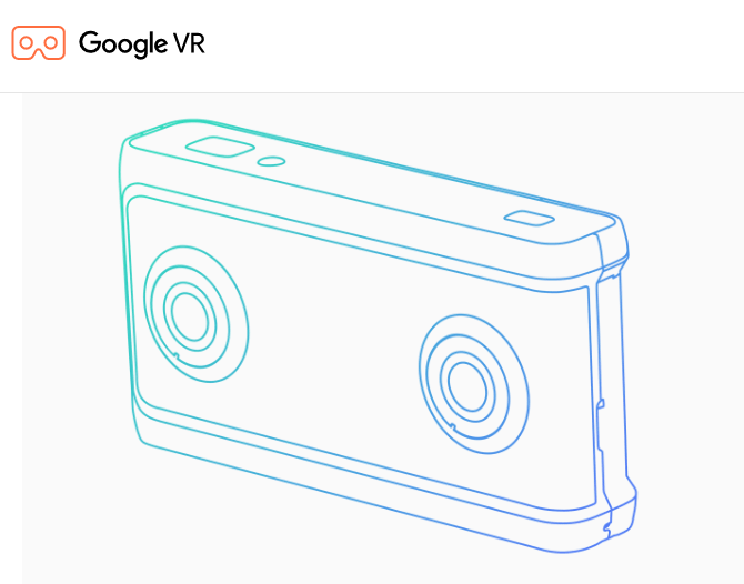 Google announces VR180