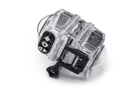 SP360 4K Dual Pro waterproof housing