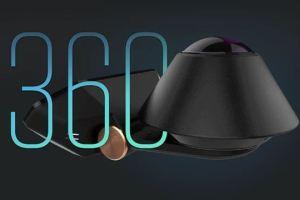 Secure360 360-degree dashcam