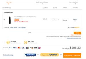Insta360 ONE discount at GearBest