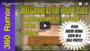 7 Tips for Creating Real Estate Virtual Tours with a 360