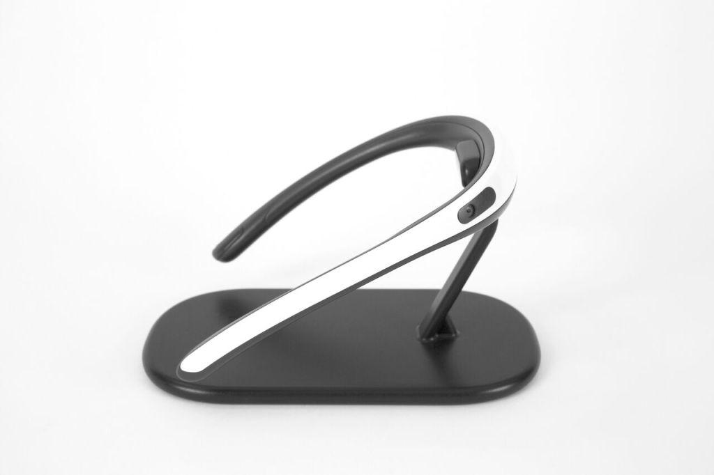 LinkFlow FITT360 charging cradle
