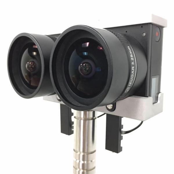iZugar Z2XL Micro Four Thirds 3D180 camera