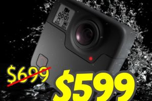 GoPro Fusion $100 off but there's a better deal