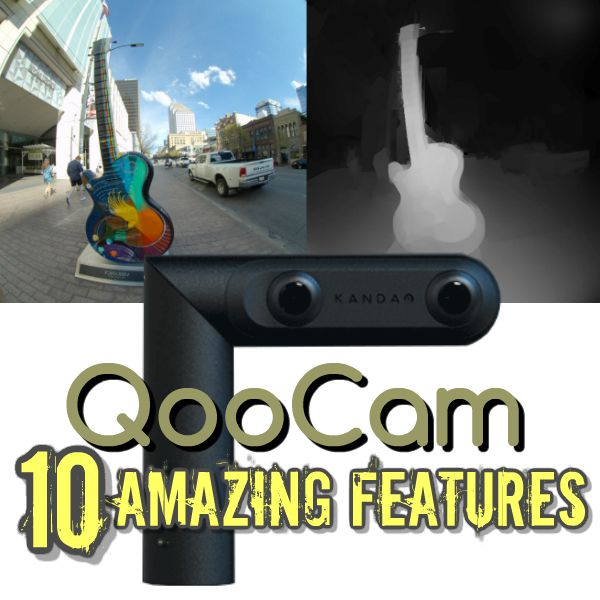 Qoocam: 10 amazing features