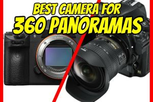 Which is the best camera for 360 panoramic photography
