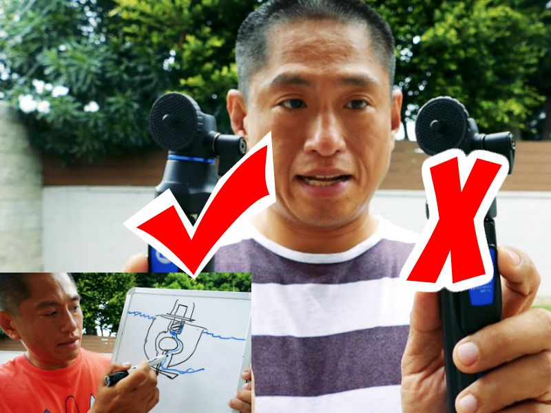 Benro BK10 vs. Benro BK10 selfie stick tripod: new technique for removing the ballhead