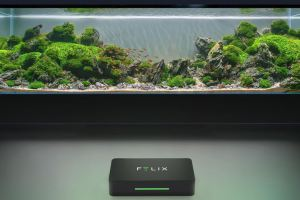 Monitor your aquarium in 360 with Felix Smart