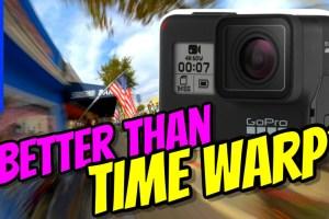 Best hyperlapse camera 2018