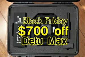 Detu Max Black Friday 2018