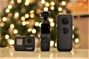 DJI Osmo Pocket review and comparison with GoPro Hero 7 Black and Insta360 One X
